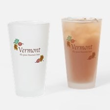 Vermont Drinking Glass