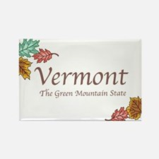 Vermont Rectangle Magnet