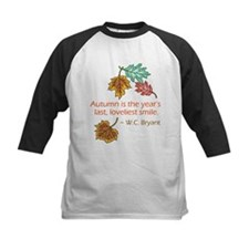 Autumn's Last Smile Tee