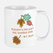 Autumn's Last Smile Mug