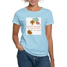 Autumn's Last Smile T-Shirt