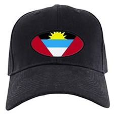 Flag of Antigua and Barbuda Baseball Hat