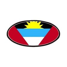 Flag of Antigua and Barbuda Patches