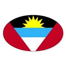Flag of Antigua and Barbuda Decal