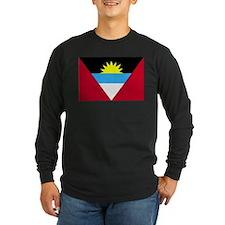 Flag of Antigua and Barbuda T