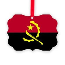 Flag of Angola Ornament