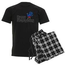 Happy Slapsgiving Pajamas