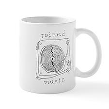 Ruined Music mug