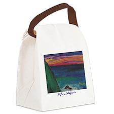 Big Sur 700.jpg Canvas Lunch Bag