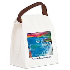 Moonstone Beach Cambria 700.jpg Canvas Lunch Bag