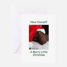 MerryLittleChristmasLexi Greeting Cards
