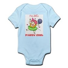 Party Girl Infant Bodysuit
