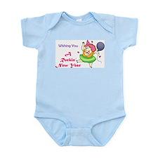 Rockin New Year Infant Bodysuit