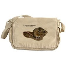 California Mouse Messenger Bag