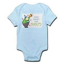 New Year's Eve Infant Bodysuit