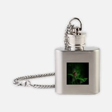 Leaf Fairy Flask Necklace