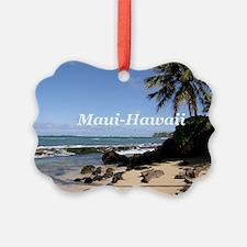 Cute Maui Ornament