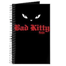 Bad Kitty Eyes Journal