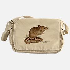 House Mouse Messenger Bag