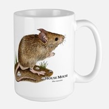 House Mouse Large Mug