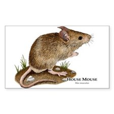 House Mouse Decal