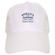 Pediatric Nurse Baseball Cap