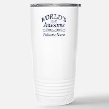 Pediatric Nurse Travel Mug