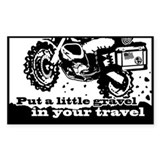 Adventure Bumper Stickers