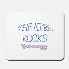 Theatre Rocks #2 - Youth Company Chicago Mousepad