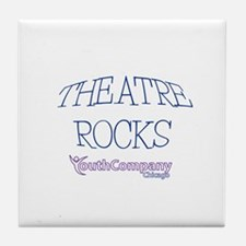 Theatre Rocks #2 - Youth Company Chicago Tile Coas