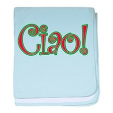 Ciao Bella, Ciao Baby, Ciao! baby blanket