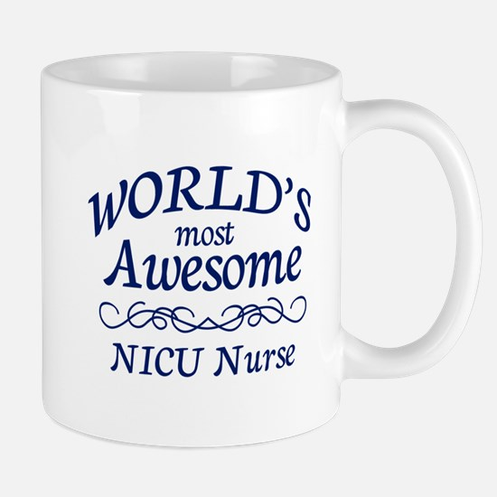 NICU Nurse Mug