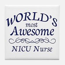 NICU Nurse Tile Coaster