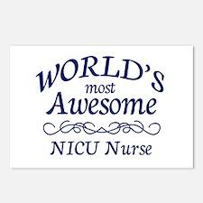 NICU Nurse Postcards (Package of 8)