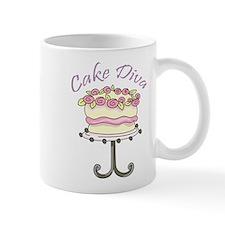 Cake Diva Mug
