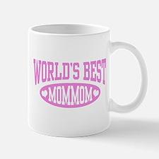 World's Best MomMom Small Mugs