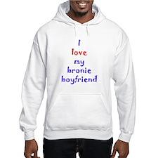 Bronie Boyfriend Hoodie