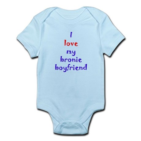Bronie Boyfriend Infant Bodysuit