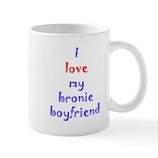 Bronie Boyfriend Small Mug