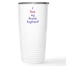 Bronie Boyfriend Travel Mug