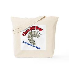 Pill Bug Tote Bag