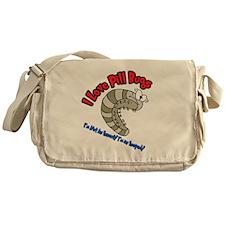 Pill Bug Messenger Bag