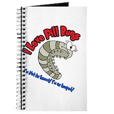 Pill Bug Journal