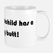 grandchild - retro Mugs