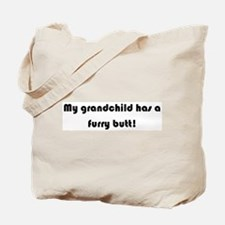 Cute Grandchild Tote Bag