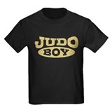 Judo Kids T-shirts (Dark)