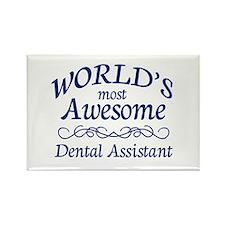 Dental Assistant Rectangle Magnet