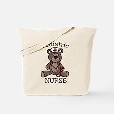 Pediatric Nurse Tote Bag