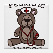 Pediatric Nurse Tile Coaster