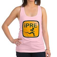 iPRE Prefontaine Racerback Tank Top